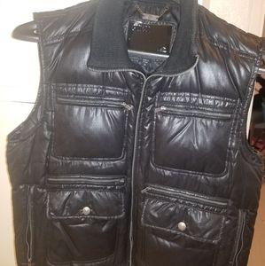 Guess puff vest